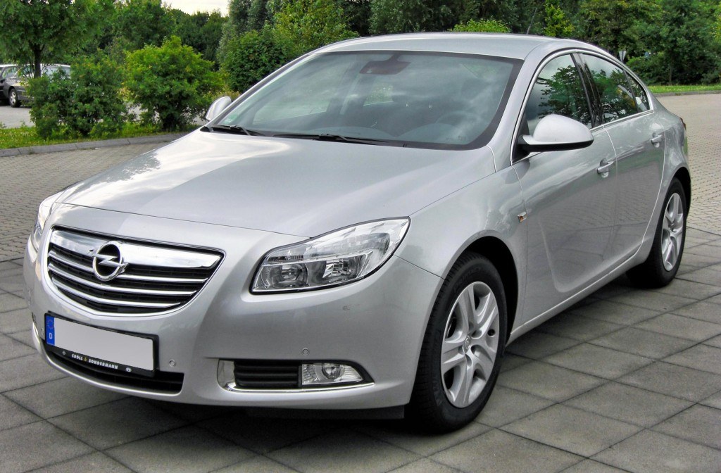 Opel_Insignia_20090717_front