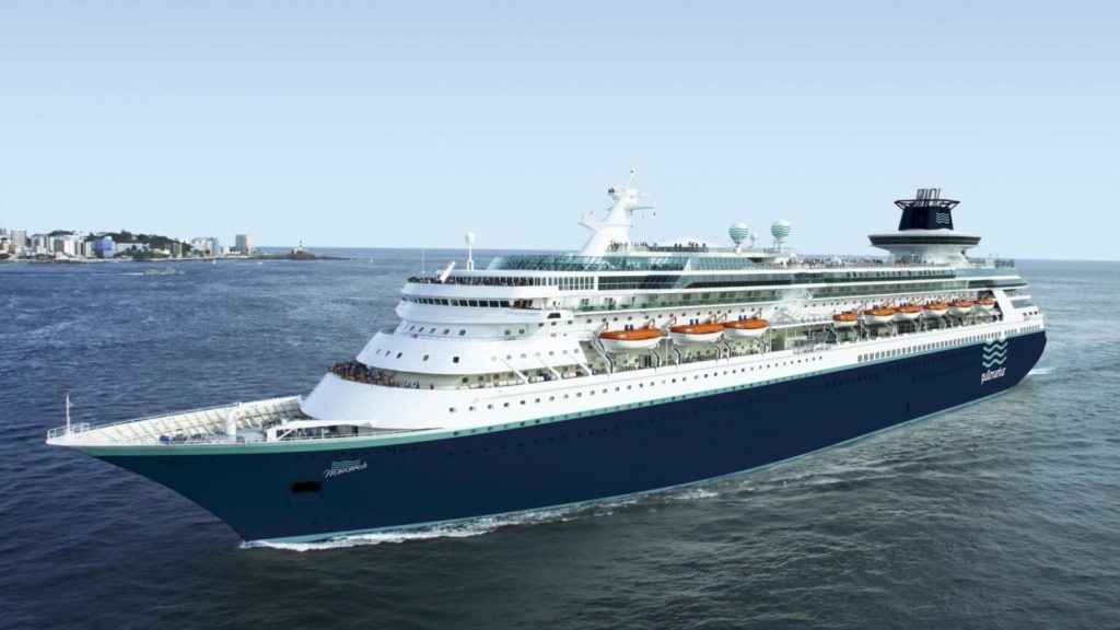 Monarch - Pullmantur Cruises