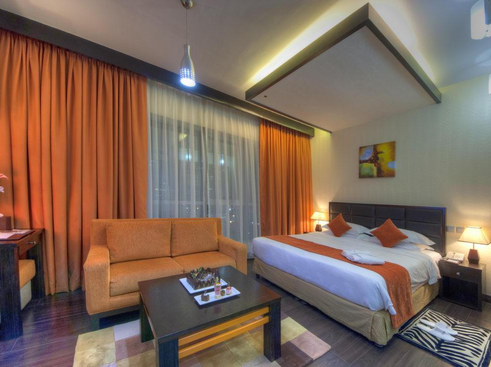 Marina View Deluxe Hotel Apartment 4* (ОАЭ, Дубаи)