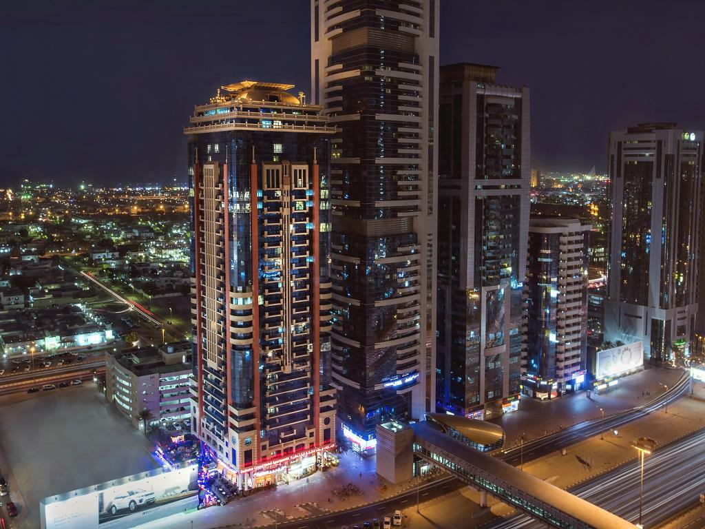 Emirates Grand Hotel Apartments 4* (ОАЭ, Дубаи)