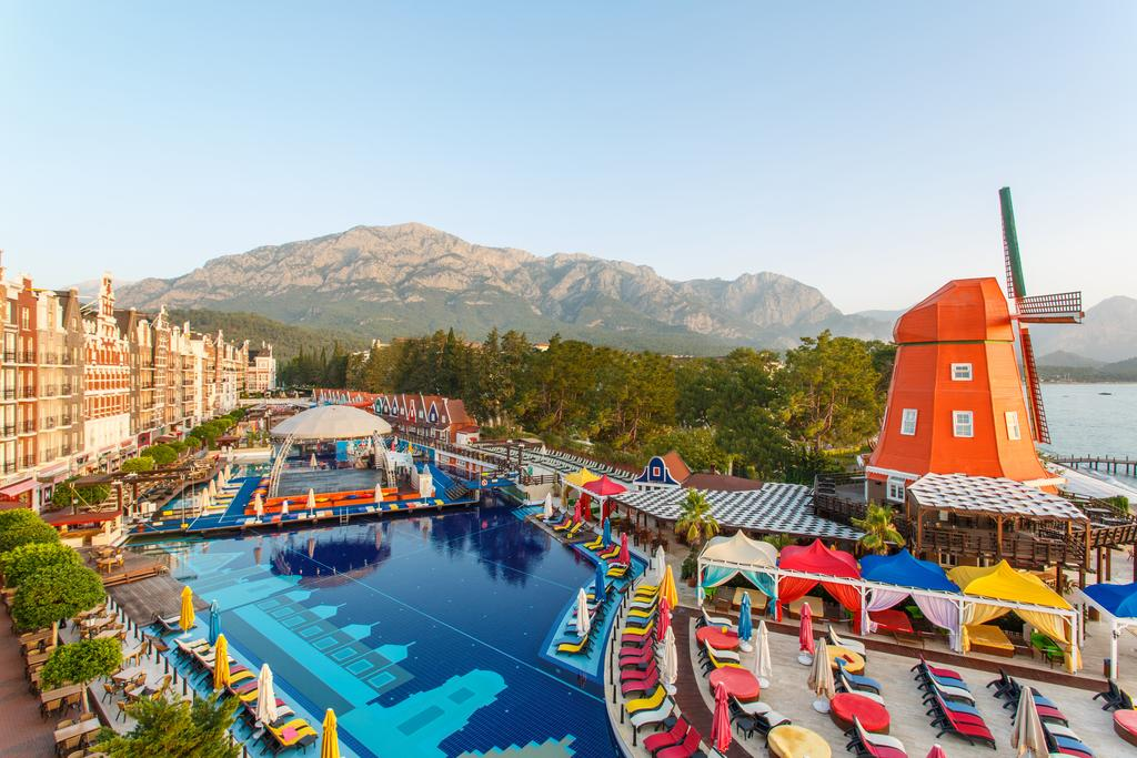 Orange County Resort Hotel 5* (Турция, Кемер)
