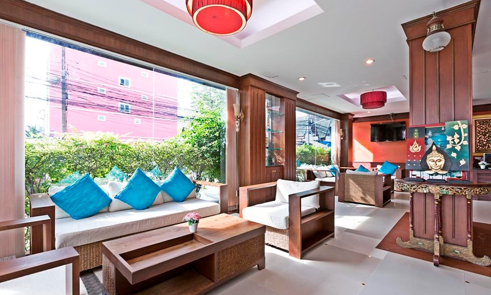 Sira Boutique Residence 3* (Таиланд, Пхукет)