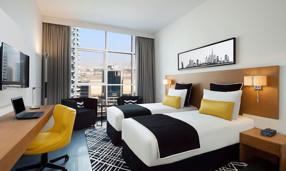 TRYP by Wyndham Dubai 4* (ОАЭ, Дубаи)