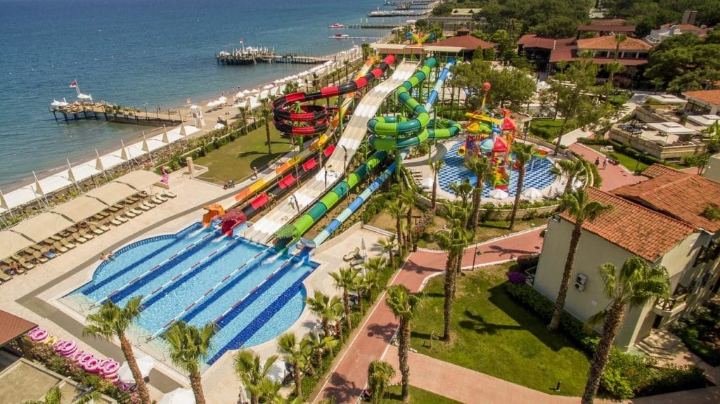 Crystal Flora Beach Resort HV1 (Турция, Кемер)