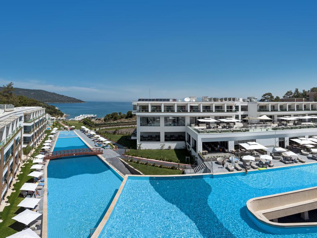 Стоковый тур в отель Thor Alkoclar Exclusive Bodrum 5*  Adults Only (Турция, Бодрум)