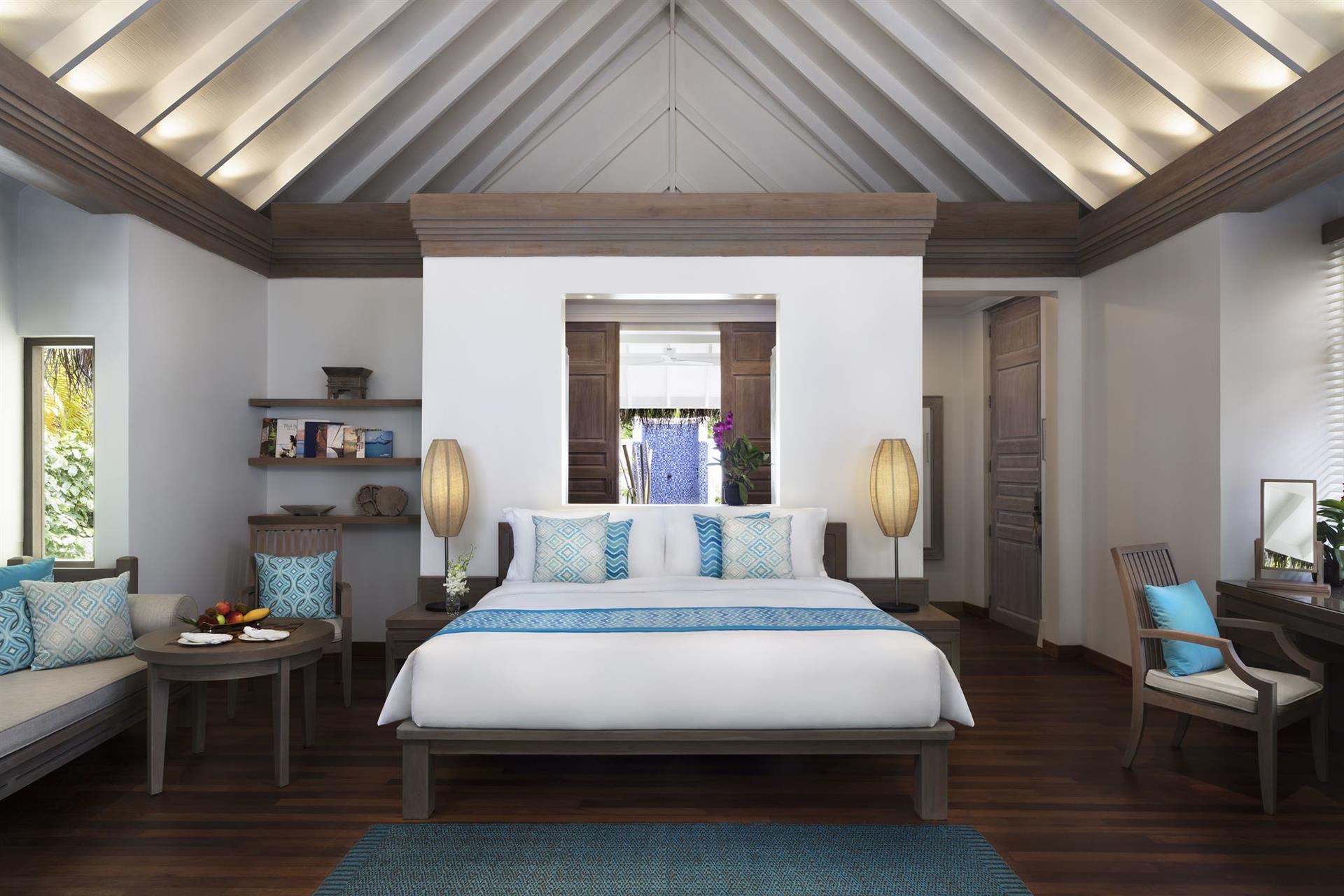 Anantara Dhigu Maldives Resort 5* (Мальдивы, Дигуфинолу)